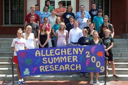 ACRoSS 2009 « Undergraduate Research, Scholarship